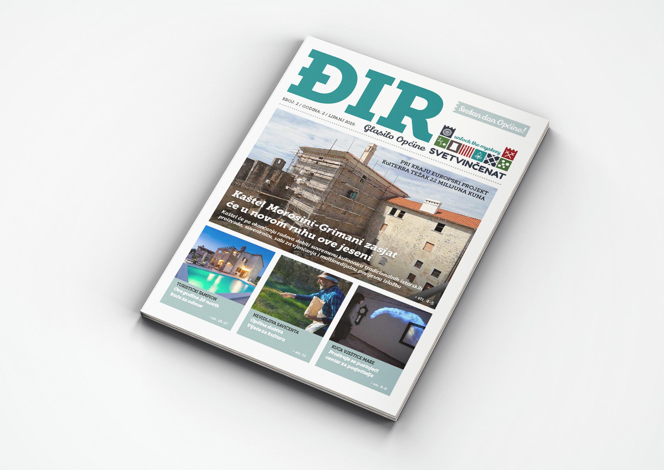Magazine ĐIR